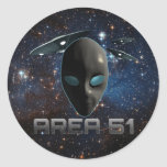 Area 51 stickers