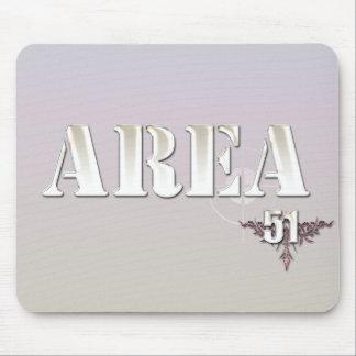 ÁREA 51 TAPETES DE RATON