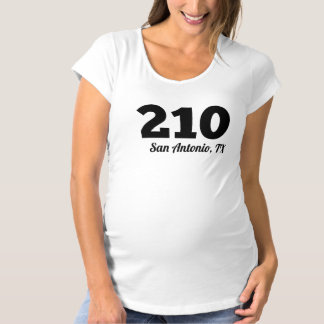 Area Code 210 San Antonio TX Shirts