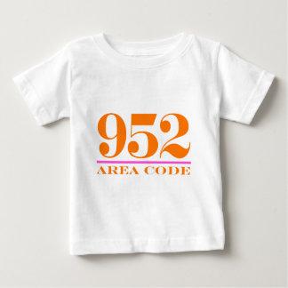 Area Code 952 Baby T-Shirt