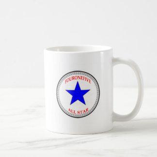 Area Code All Star - 415 San Francisco (red white Coffee Mug