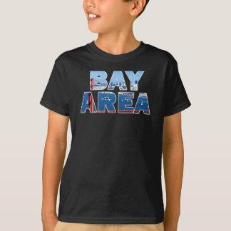 Área de la Bahía de San Francisco 019 Playera