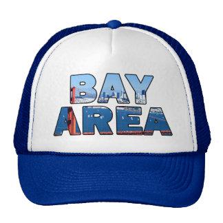Área de la Bahía de San Francisco 024 Gorros