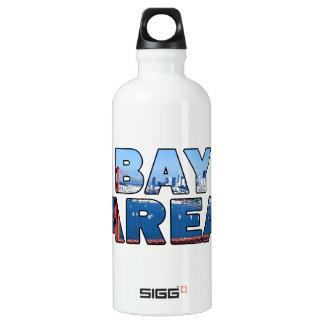 Área de la Bahía de San Francisco Botella De Agua