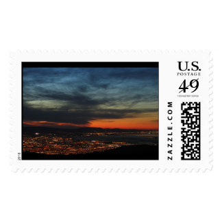 Área de la Bahía de San Francisco Timbre Postal
