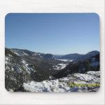 Área del esquí de Wolf Creek en Colorado 2011 Alfombrillas De Ratones