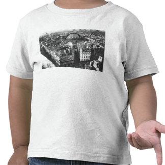 Área del mercado de grano, París, antes de 1887 Camiseta