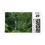 Área del volcán de Costa Rica, Arenal, puentes de Sello