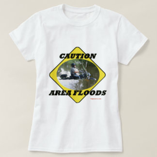 Area Floods T-Shirt