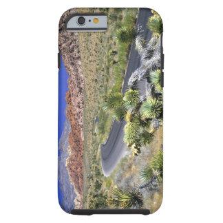 Área nacional de la protección del barranco rojo funda de iPhone 6 tough