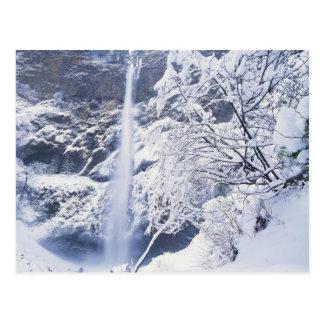 Área nacional de Scenics de Oregon, garganta de Co Postal