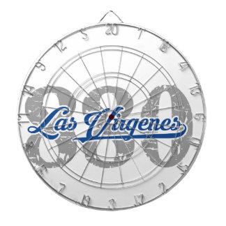 Area / Prefix Las Virgenes Dart Board