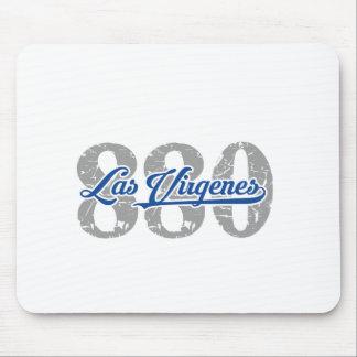Area / Prefix Las Virgenes Mouse Pad