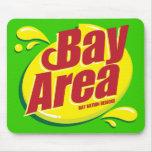 Área SD de la bahía Mouse Pads