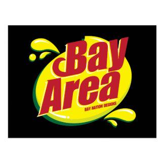 Área SD de la bahía Postales
