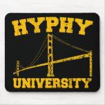 Área yay de la universidad de Hyphy Alfombrilla De Ratón
