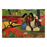 Arearea By Gauguin Paul (Best Quality) Posters