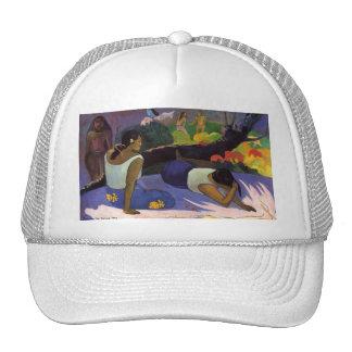 'Arearea no Varua Ino' - Paul Gauguin Hat
