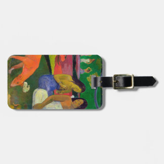 Arearea (The Red Dog), 1892 Luggage Tag