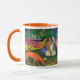 Arearea (The Red Dog), 1892 Mug