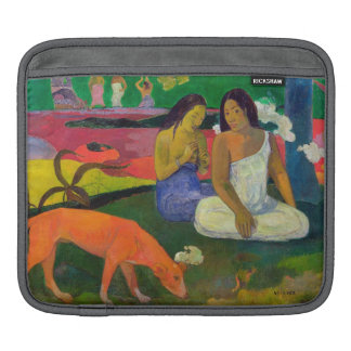 Arearea (The Red Dog), 1892 Sleeve For iPads