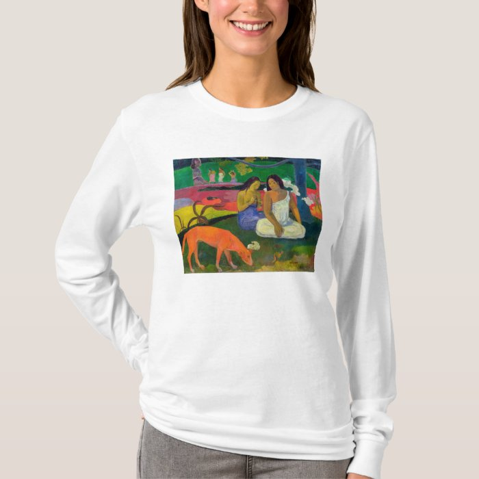 Arearea (The Red Dog), 1892 T-Shirt