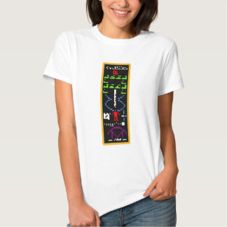 Arecibo M13 Alien Message T-Shirt