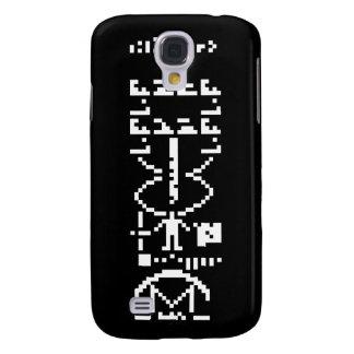 Arecibo_Message Galaxy S4 Cover