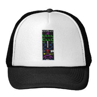 Arecibo Message Mesh Hat