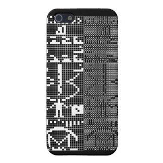 Arecibo_Message iPhone SE/5/5s Cover