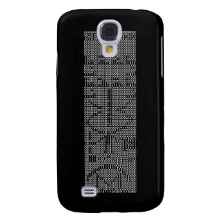 Arecibo_Message Samsung Galaxy S4 Case