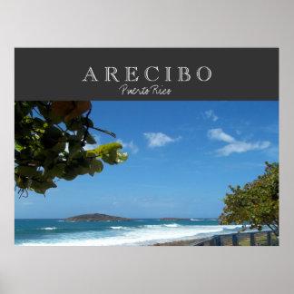 Arecibo Puerto Rico Póster