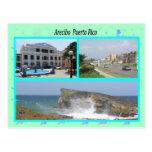 Arecibo Puerto Rico Tarjeta Postal