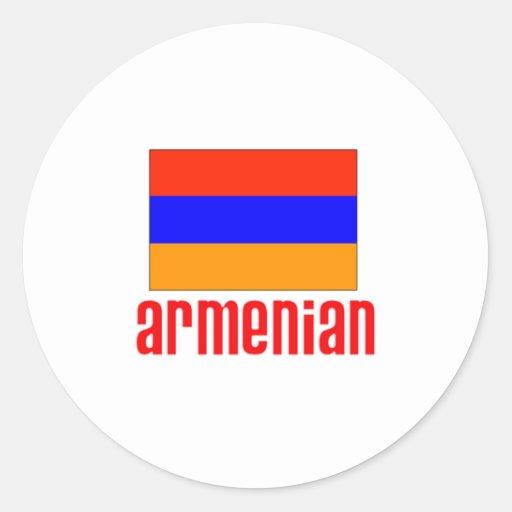 Aremenian Stickers