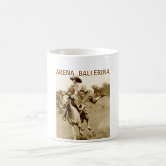 Arena Ballerina Coffee Mugs