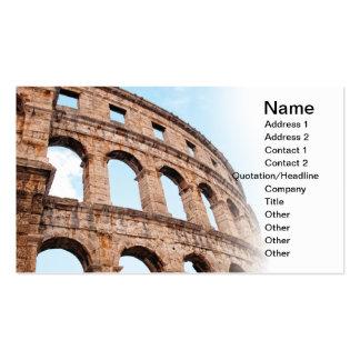 Arena Business Card