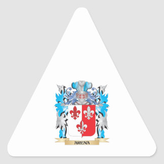 Arena Coat Of Arms Stickers