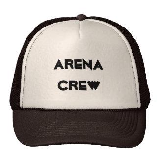 Arena crew hat costume part1