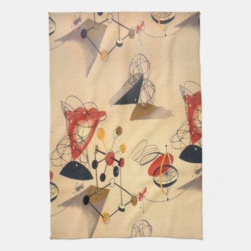 ARENA de la toalla de cocina de MoJo de la AMEBA 4