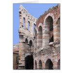 Arena de Verona, Italia - esconda la tarjeta de