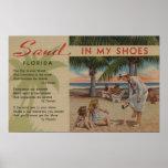 Arena en mis zapatos y Florida PoemFlorida Poster
