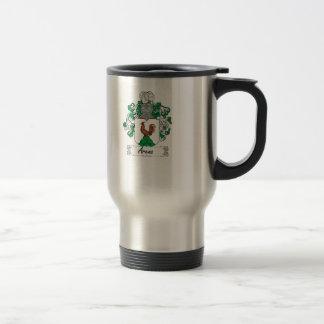 Arena Family Crest Travel Mug
