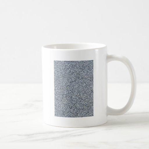 Arena gris o fondo concreto de la textura taza