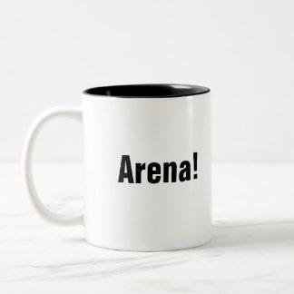 Arena! Mug