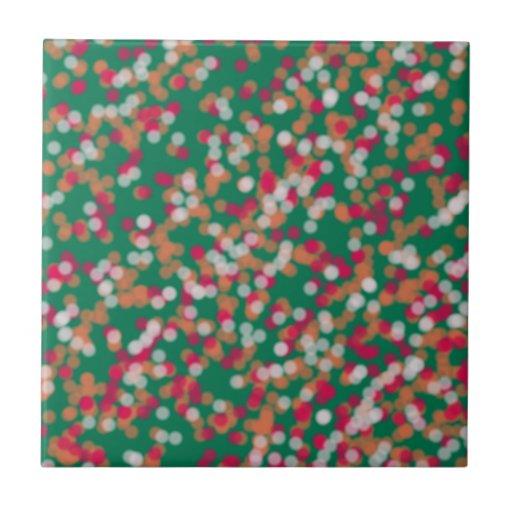 arena y estrella mágicas con color al azar azulejo cuadrado pequeño