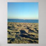 arena y mar poster