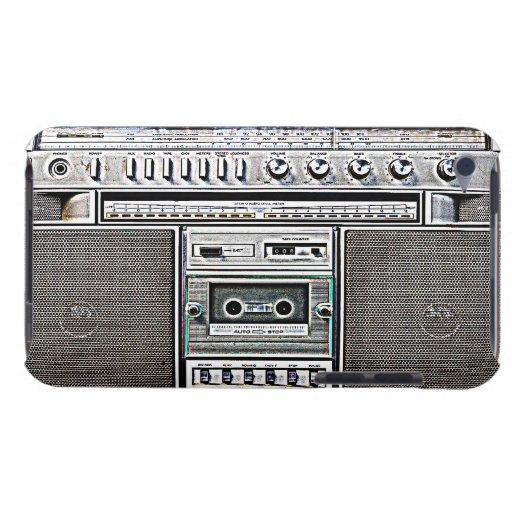 ARENADOR DEL GHETTO Case-Mate iPod TOUCH FUNDAS