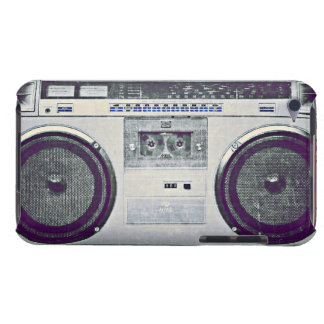 arenador del ghetto de los años 80 iPod touch cárcasas