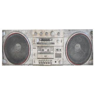 Arenador del ghetto del vintage billeteras tyvek®