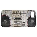 arenador del ghetto del vintage iPhone 5 protectores